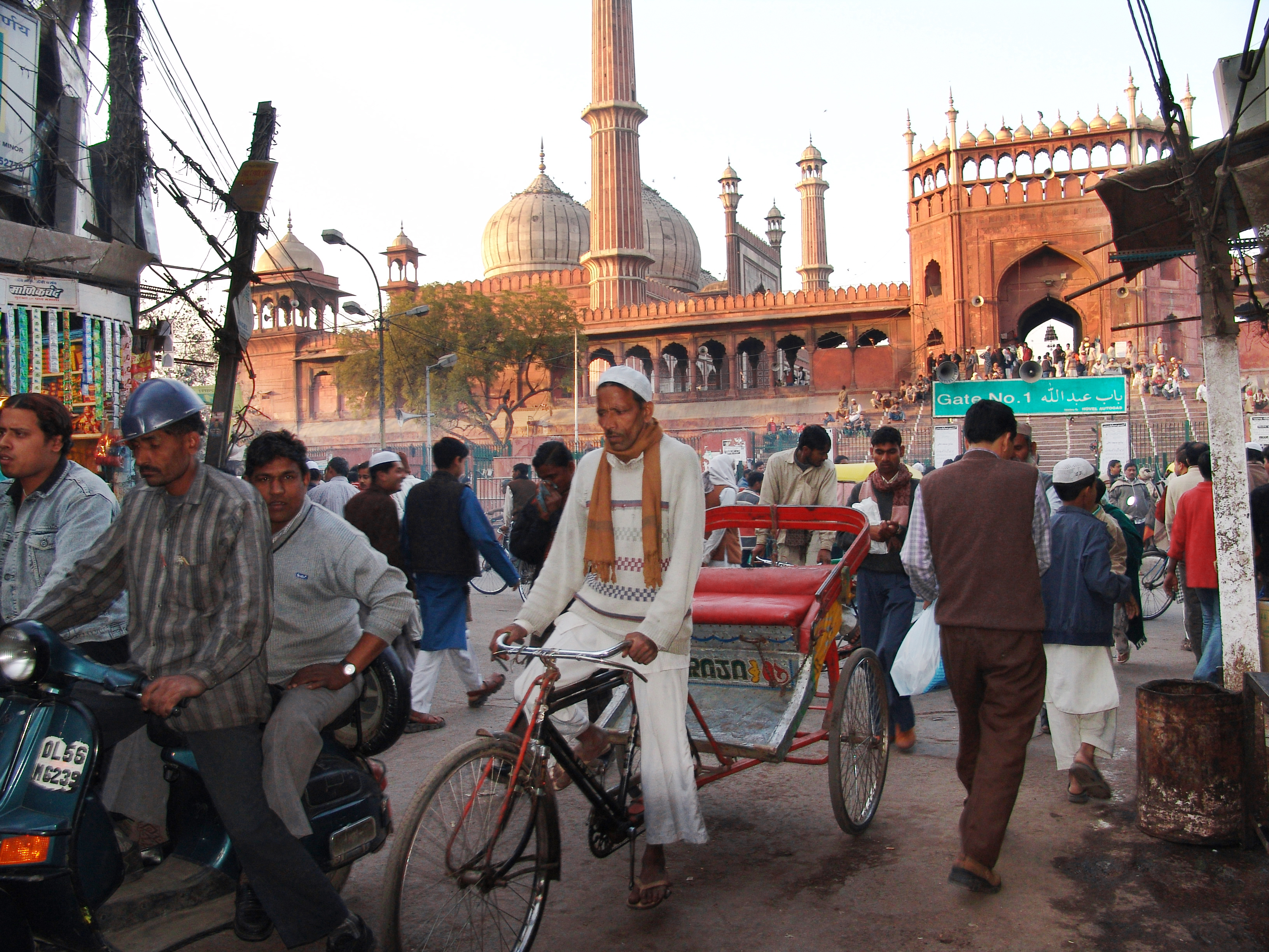 travel agents in Old Delhi