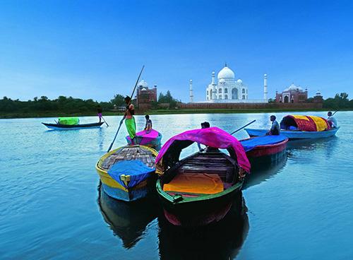 Agra U.p Tour Taj Mahal