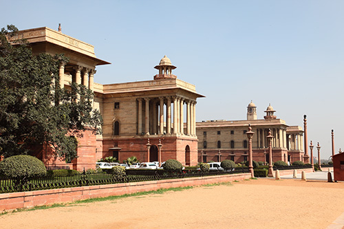 India tours - Rashtrapati Bhawan
