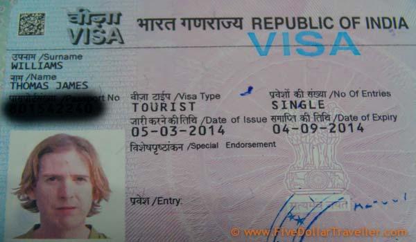 India Entry Visa India Visa Documents And Procedure