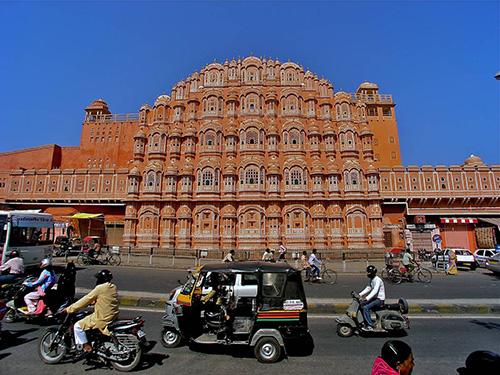 Jaipur Hawa Mahal